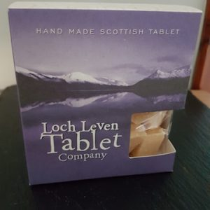Loch Leven Scottish Tablet Gift Box