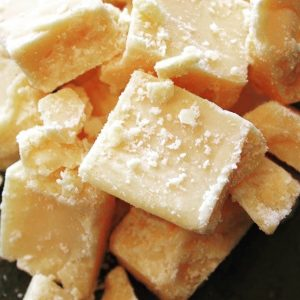 Homemade Scottish Tablet