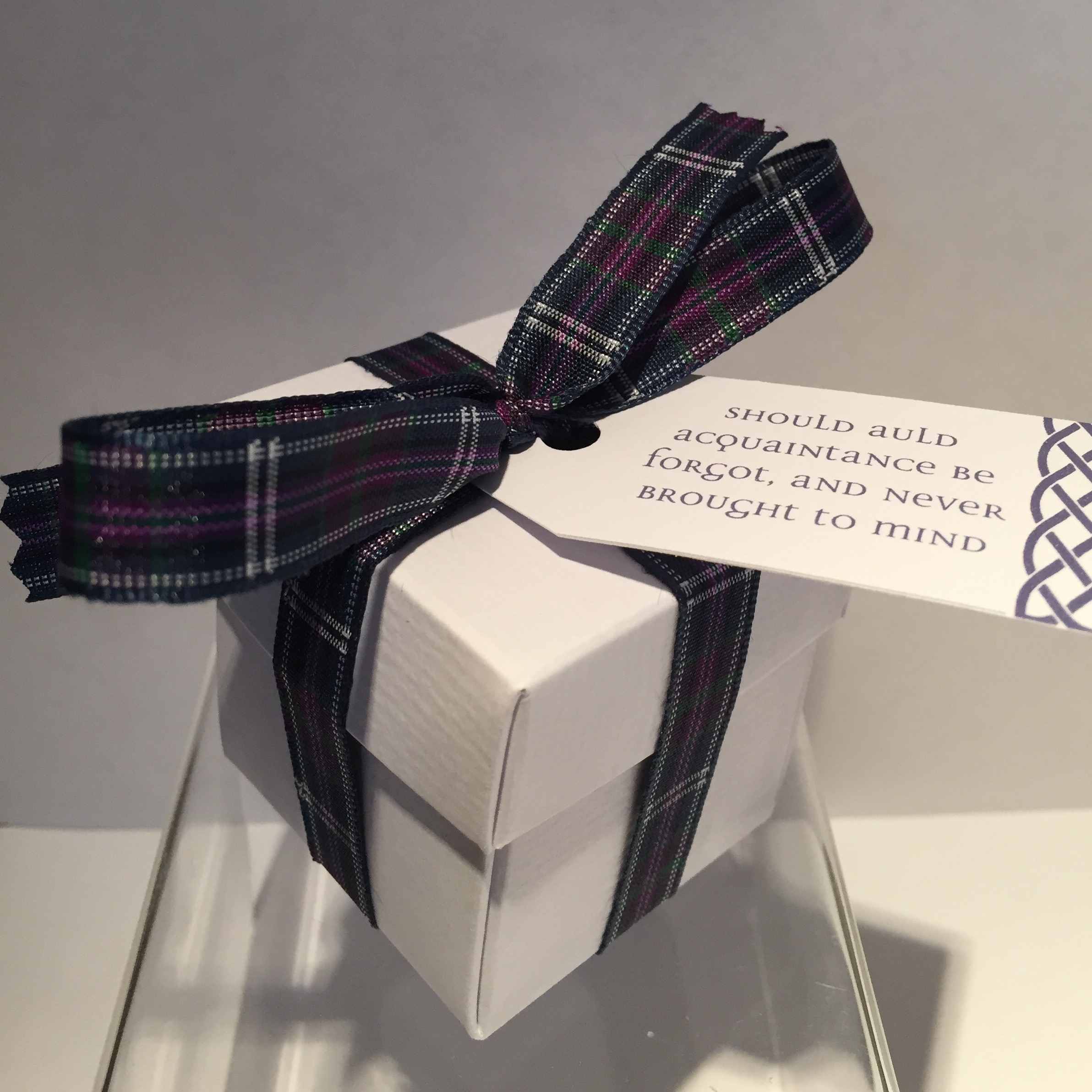 Burns Night Favour Box