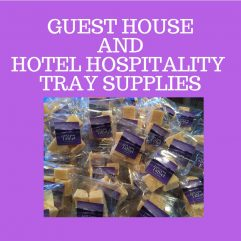 Hospitality Tray Supplies - Trade