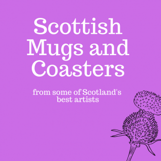 Scottish Mugs and Coasters