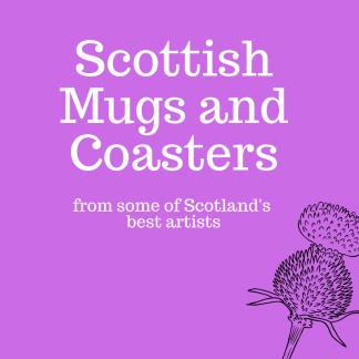 Scottish Mugs and Coasters