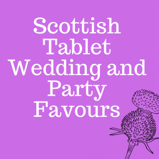 Scottish Wedding Favours