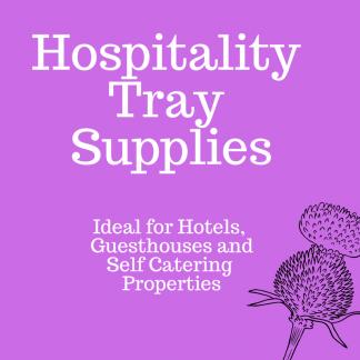 Hospitality Tray Supplies - Trade