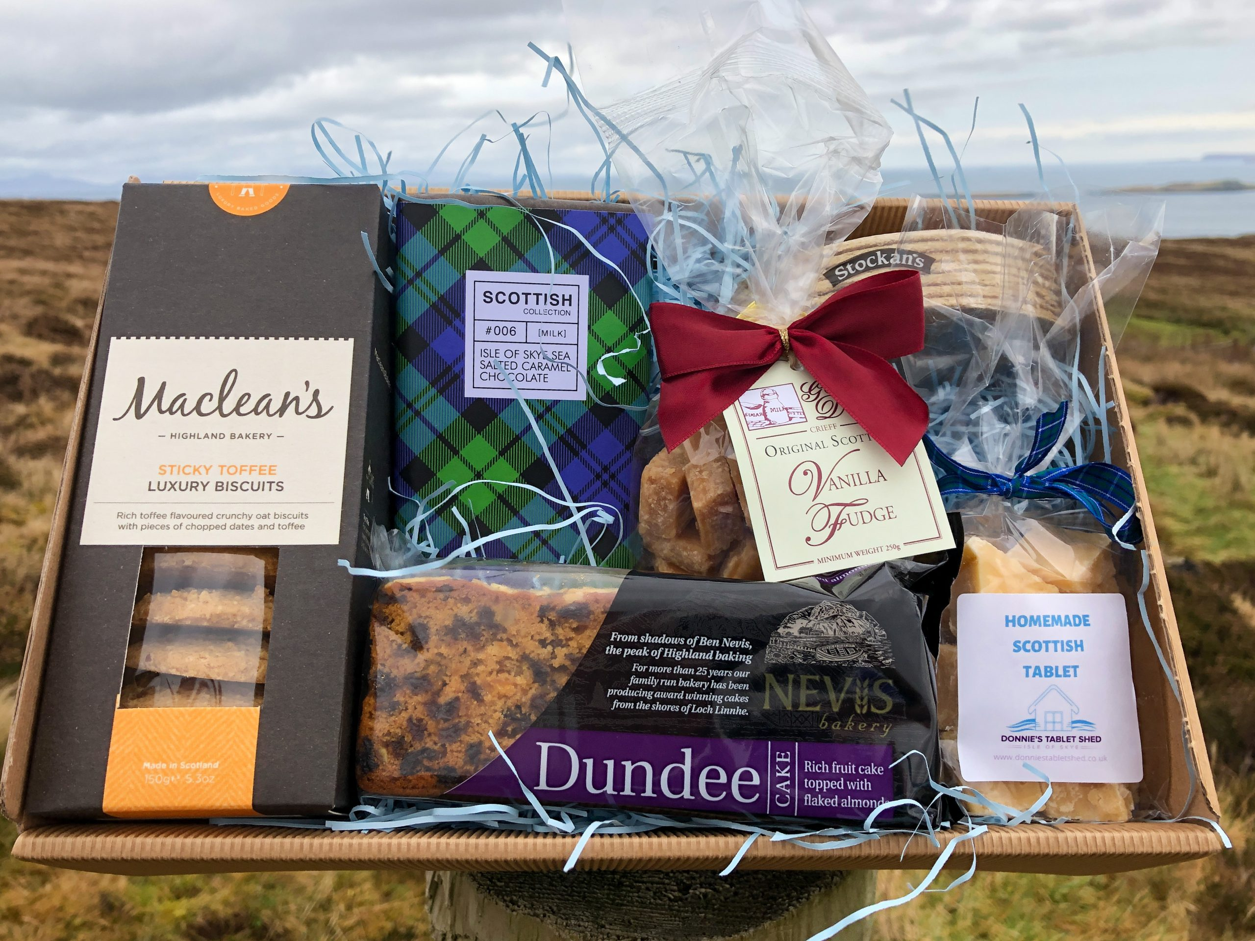 Scottish Sweet Treats Box