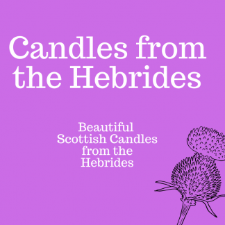 Candles from the Hebrides