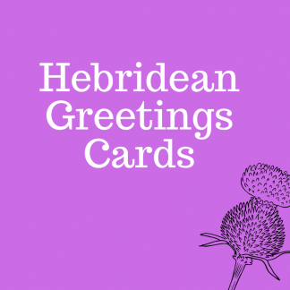 Greetings Cards from The Hebrides