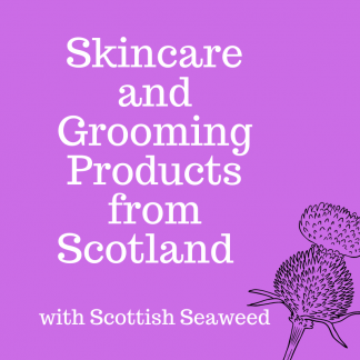 Skincare and Grooming from the Hebrides
